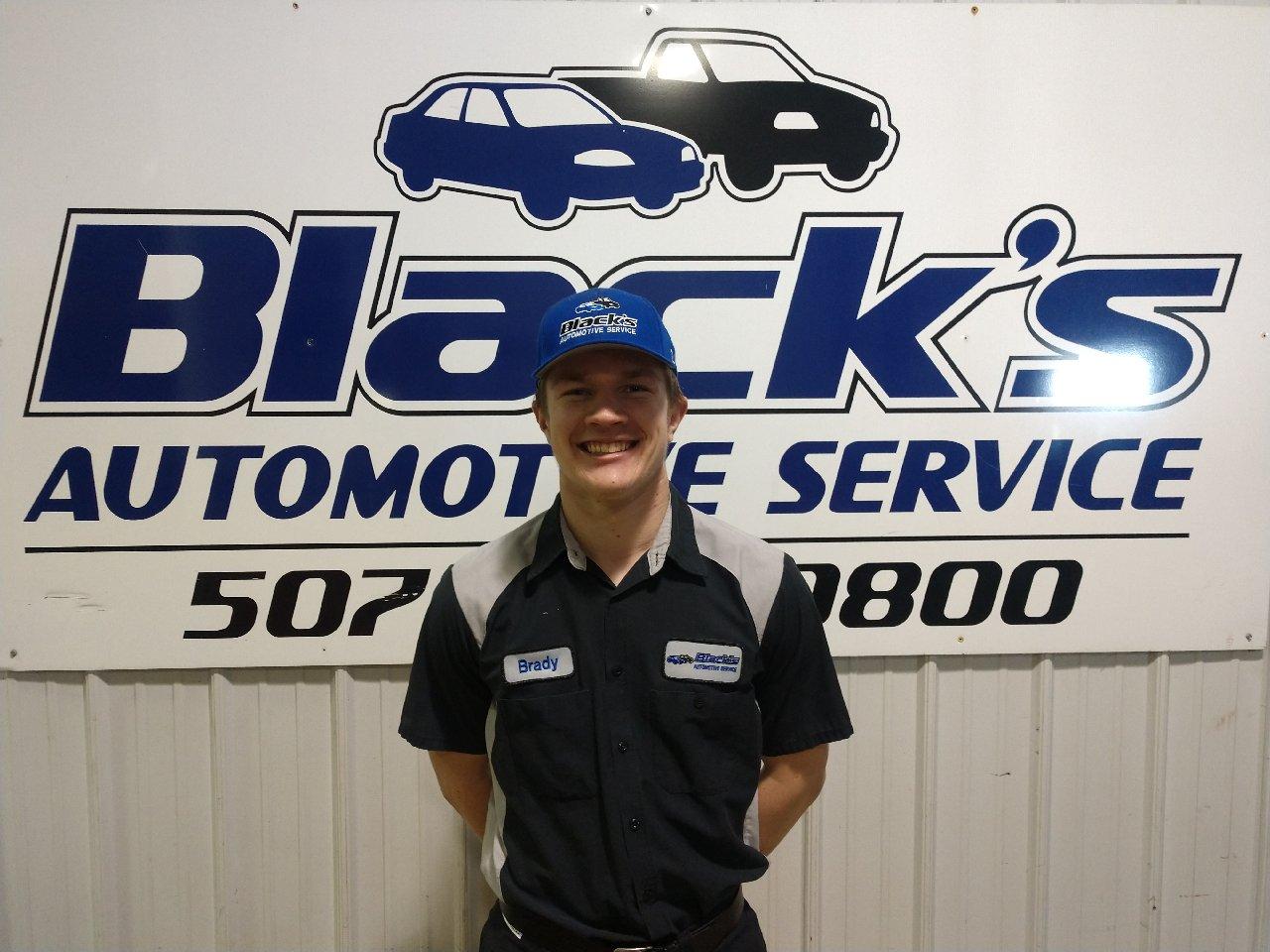 Brady Black